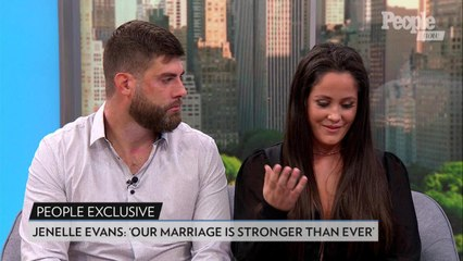 Jenelle Evans Says Her Marriage to Husband David Eason is 'Stronger Than Ever'