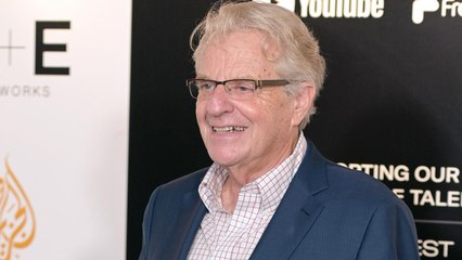 'Judge Jerry' is Jerry Springer's First 'Grown-Up Job' in '30 Years'