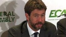 Calcio, Agnelli: una super Champions League dal 2022