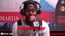 """Compton AV """"Money In the Grave"""" Freestyle @ REAL 92.3 """"Bootleg Kev & DJ Hed"""" with Bootleg Kev & DJ Hed, 09-10-2019"""