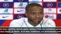 Angleterre - Sterling impressionné par Ronaldo et Messi