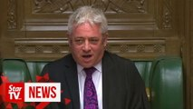 Orderrrrrrrrr! UK parliament speaker John Bercow's memorable moments