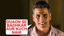 Akshay Kumar EMOTIONAL THANK YOU Video To Fans For His 52nd Birthday