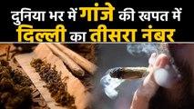 Cannabis की खपत में World में तीसरे नंबर पर Delhi, आंकड़े देखकर चौंक जाएंगे | वनइंडिया हिंदी