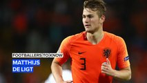 The future is looking bright for Matthijs de Ligt