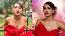Nia Sharma looks super Bold in red dress at Jamai Raja 2 screening; Watch video | FilmiBeat