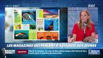 Objectif Terre : Les magazines qui parlent d'écologie aux jeunes - 11/09