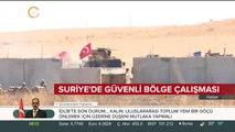 ABD'li komutanlar güvenli bölge için Türkiye'ye geldi