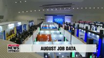 S. Korea added 452,000 jobs in August y/y; biggest increase since March 2017