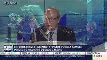 Robert Peugeot est l'invité de Christophe Jakubyszyn - 11/09