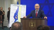 Israele: Netanyahu promette l'annessione della Valle del Giordano, dure reazioni arabe
