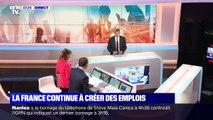 La France continue à créer des emplois - 11/09