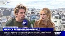 """François Civil et Ana Girardot sont à l'affiche de """"Deux moi"""", le dernier film de Cédric Klapisch"""