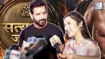 John Abraham REVEALS The Star Cast Of Satyamev Jayate 2