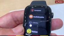 Apple Event : présentation de l'Apple Watch Series 5