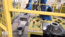 Fully automatic stator production line Induction motor Stator manufacturing process in factory