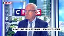 L'interview de Jean Leonetti