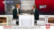 """Adrien Quatennens rappelle que La France insoumise """"est opposée à la GPA pour des raisons de marchandisation potentielle du corps"""""""