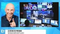 """Gérard Collomb sur les municipales : """"Chacun voit que j'incarne l'avenir de Lyon !"""" (Canteloup)"""