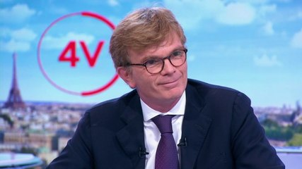 Marc Fesneau - France 2 mercredi 11 septembre 2019