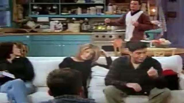 Friends Season 2 Episode 7 The one where Ross finds out