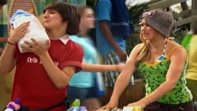 Hannah Montana Season 1 Episode 21 - My Boyfriend's Jackson And There's Gonna Be Trouble
