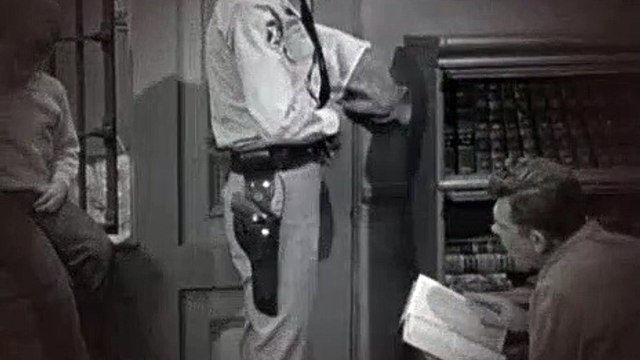The Andy Griffith Show S03E30