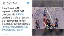 11-Septembre: ce jour que les Américains n'oublieront jamais...