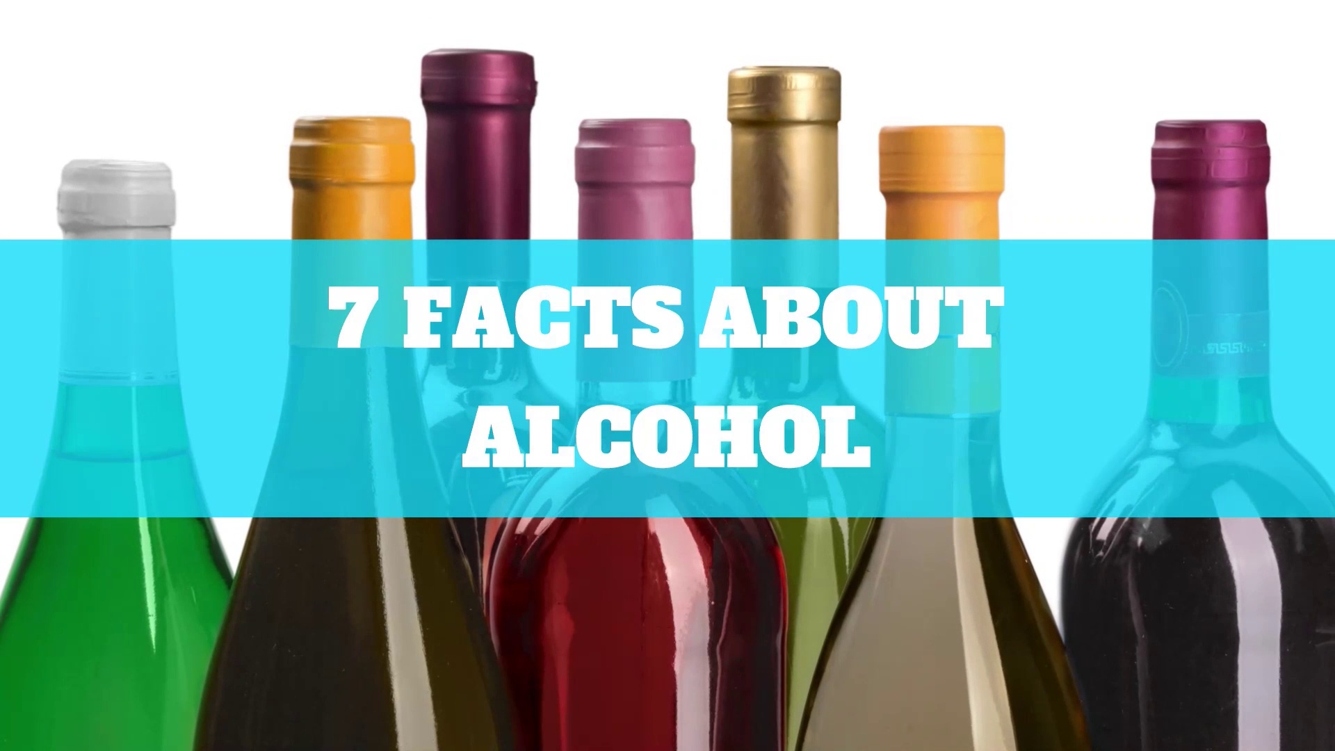 Alcohol – Facts about alcohol