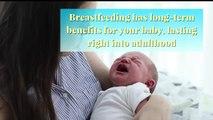 Breastfeeding - Benefits of breastfeeding, according to the NHS