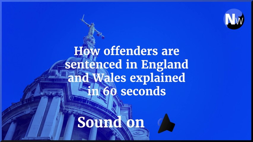 Court - How offenders are sentenced (England and Wales)