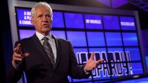 Alex Trebek returns to 'Jeopardy!'