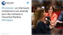 Un internaute condamné à une amende pour menaces envers Marlène Schiappa