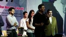 Akshay Kumar, Katrina Kaif & Aditya Thackeray at udo Tournament
