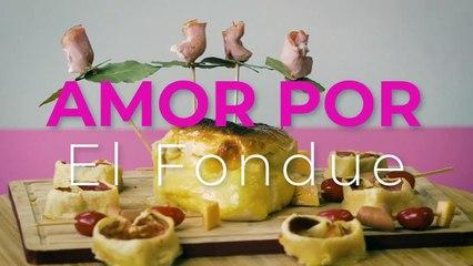 Amor por el fondue