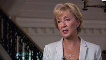 Andrea Leadsom: We're absolutely focused on getting a deal
