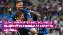 PHOTOS. Vianney, Nagui, Julien Courbet... les people se sont régalés lors du match des Bleus au Stade de France