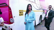 Salman Khan, Katrina Kaif SPOTTED At Mehboob Studio During The Promotion Of The Film Bharat