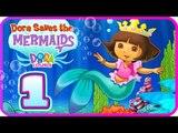 Dora the Explorer: Dora Saves the Mermaids Part 1 (PS2) The Beach