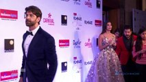 Rekha Hrithik Roshan Katrina Kaif and Others At Filmfare Glamour and Style Awards 2017
