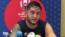 """XV de France : """"Je me suis accroché, j'en ai ch**"""" confie Baille pour son retour en Bleu"""