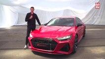 VÍDEO: Así es el Audi RS7 Sportback 2020, todo lo que se puede pedir de un A7