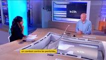 """Fabrice Nicolino accuse l'Anses d'être """"liée à l'industrie des pesticides"""""""