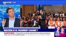 Macron a-t-il vraiment changé ? (1/3) - 11/09