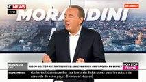 """Avant le retour de """"Good Doctor"""" ce soir sur TF1, les confidences d'un jeune autiste en direct dans """"Morandini Live"""" - VIDEO"""