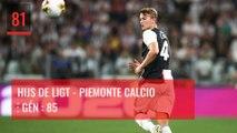 Découvrez les 100 meilleurs notes des joueurs du jeu FIFA 20