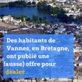 Devenez dealer à Vannes, pour 200 euros par jour...