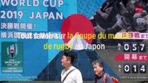 Tout savoir sur la Coupe du monde de rugby au Japon
