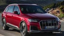 Video Audi S5 en direct du salon de Francfort