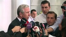 Mansur Yavaş: '(Büyükşehir Belediye Başkanları Toplantısı) Yerel yönetimleri ilgilendiren bir konu' - ANKARA